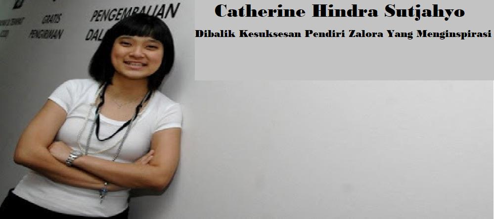Catherine Hindra Sutjahyo